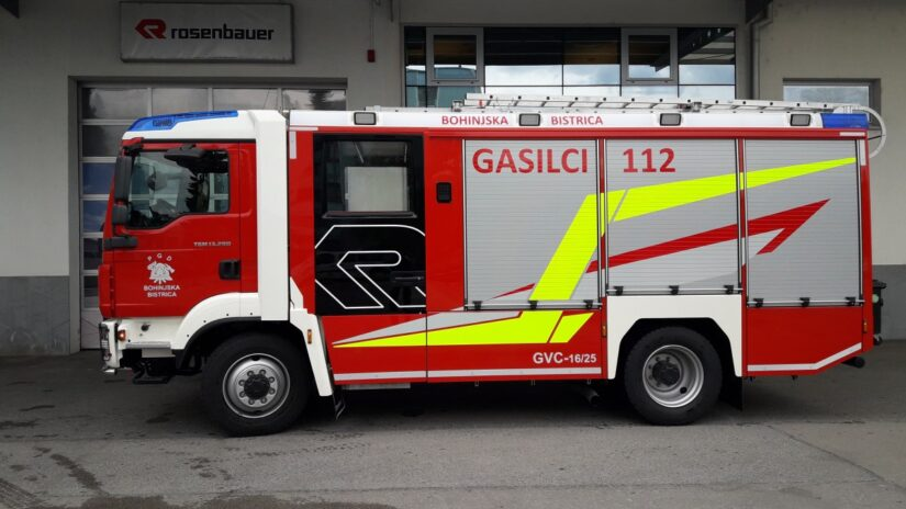 GVC 16/25- GASILSKO VOZILO CISTERNA