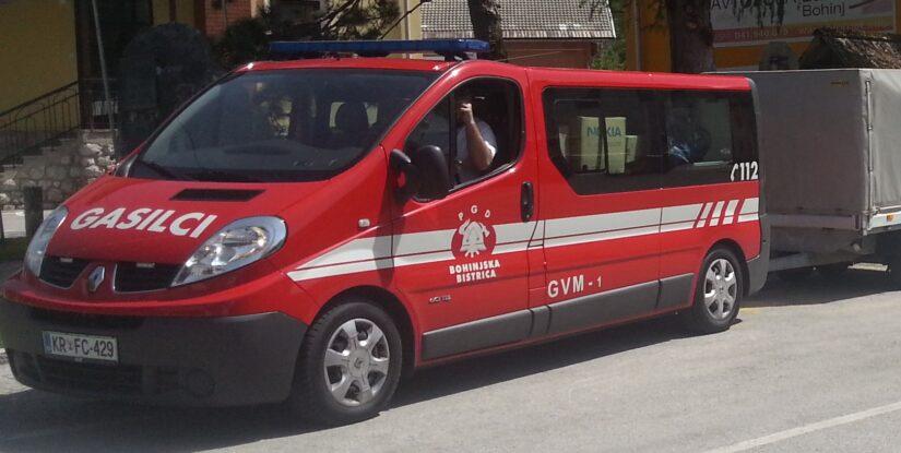 GVM-1 GASILSKO VOZILO MOŠTVO